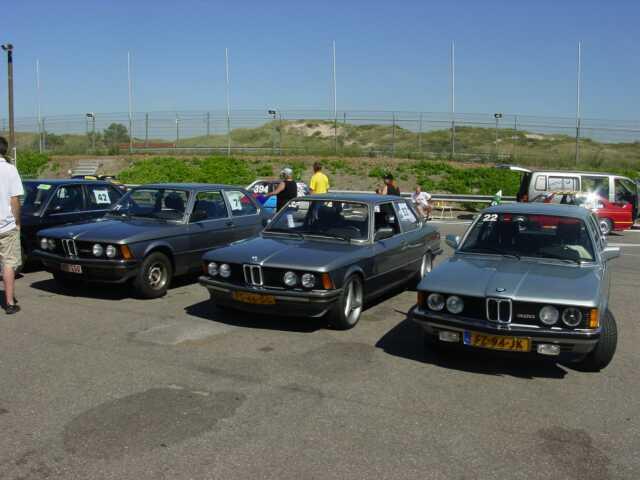 Drivers days forum toon onderwerp kent iemand deze bmw e21 - Ampm ophanging ...