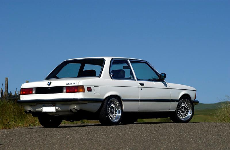 1981 Bmw E21 320i In Alpinweiss My Plans To Go From Rough