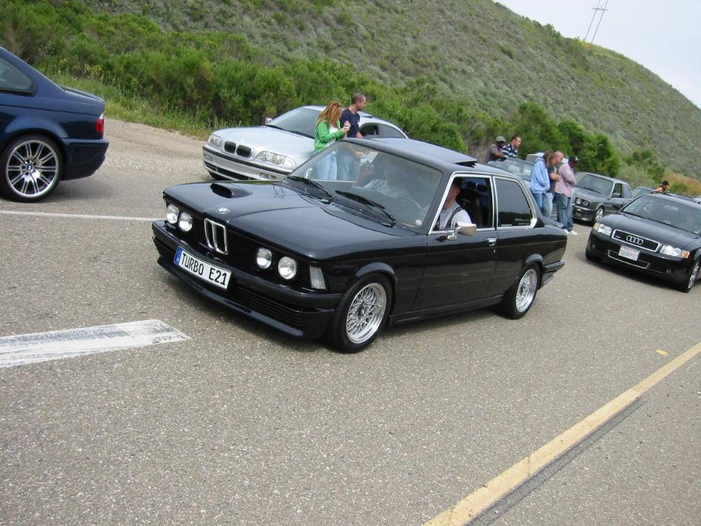 Cars Bmw E21