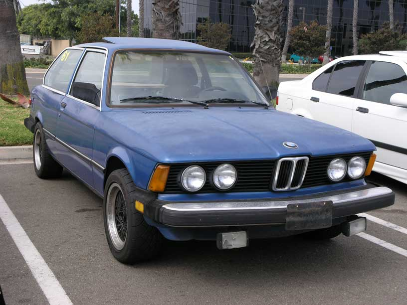 E21 Owners And Their Cars