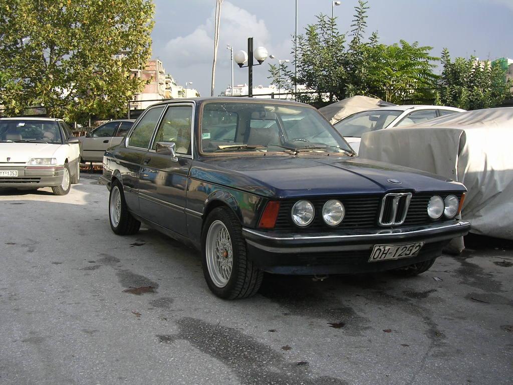 Cars Bmw E21 316